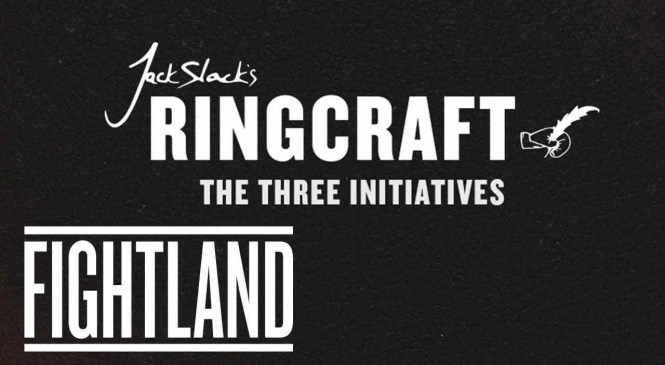 Jack Slack's Ringcraft: The Three Initiatives