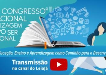 SER EDUCACIONAL PROMOVE O 1º CONGRESSO NACIONAL DE APRENDIZAGEM