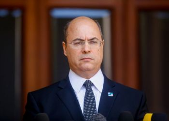 STJ AFASTA WITZEL DO GOVERNO DO RIO POR SUSPEITAS DE PARTICIPAR EM ESQUEMA DE CORRUPÇÃO NA SAÚDE