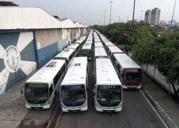 TRANSPORTE PÚBLICO É REFORÇADO EM MANAUS COM 112 NOVOS