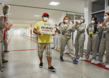AMAZONAS ULTRAPASSA A MARCA DE 105 MIL PESSOAS RECUPERADAS DA COVID-19 NESTE DOMINGO