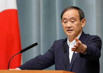 PREMIÊ DO JAPÃO DIRÁ À ONU QUE QUER REALIZAR OLIMPÍADA EM 2021