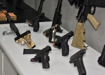 PC  APREENDE ARMAS DE GROSSO CALIBRE E MUNIÇÕES EM AUTAZES, NA OPERAÇÃO MAMON
