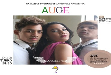 GRUPO ANGELS B, LANÇA O ÚLTIMO CLIPE DA ERA AUGE