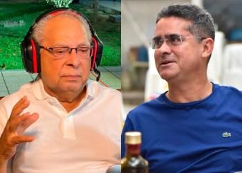 Confusão! David Almeida parte pra cima de Amazonino e ameaça Martinelle