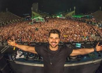ALOK FOI ELEITO O 5º MELHOR DJ DO MUNDO