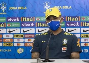 Gabriel Jesus diz que a Seleção não é dependente de Neymar