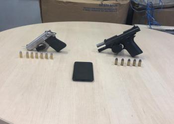 Operação da SSP-AM recaptura foragido do sistema prisional com duas armas de fogo na Vila Marinho
