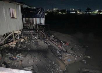 CASA DESABA E DEFESA CIVIL REGISTRA 18 OCORRÊNCIAS DURANTE CHUVA EM MANAUS NESTA TERÇA-FEIRA