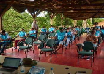 Curso prepara profissionais da saúde para atuar no interior do Amazonas