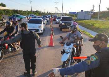 Lei Seca: 69 condutores são flagrados pelo Detran-AM no feriadão