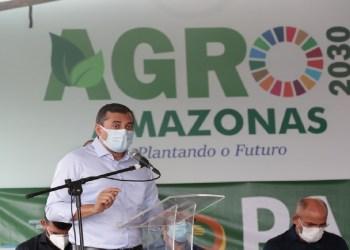 Governador Wilson Lima lança o programa 'Agro Amazonas'