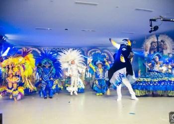 União e emoção marcam espetáculo do Boi Caprichoso na live Parintins Especial Fim de Ano