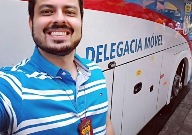 Justiça concede liminar: Delegado João Tayah fica em Manaus