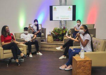 Festival Juventudes reúne adolescentes indígenas e ribeirinhos que residem em Unidades de Conservação