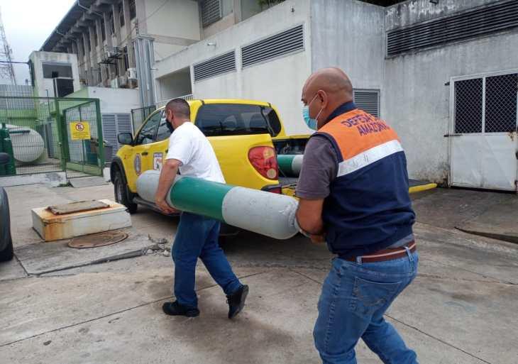 Comitê cria central de doações para receber oxigênio em Manaus