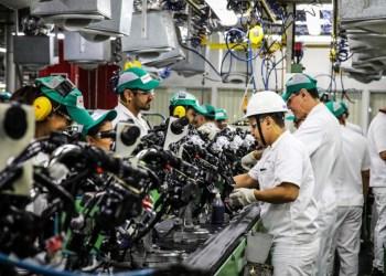 Amazonas aumenta exportação de motocicletas para Estados Unidos e itens alimentícios para o Equador