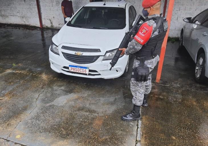 Envolvido na morte de policial militar é preso e veículo utilizado no crime é localizado