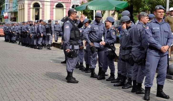 Operação policial vai cumprir toque de recolher a partir da noite de hoje em todo o Amazonas