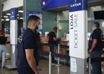 Procon-AM autua companhia aérea após denúncias de aglomeração no Aeroporto Internacional de Manaus