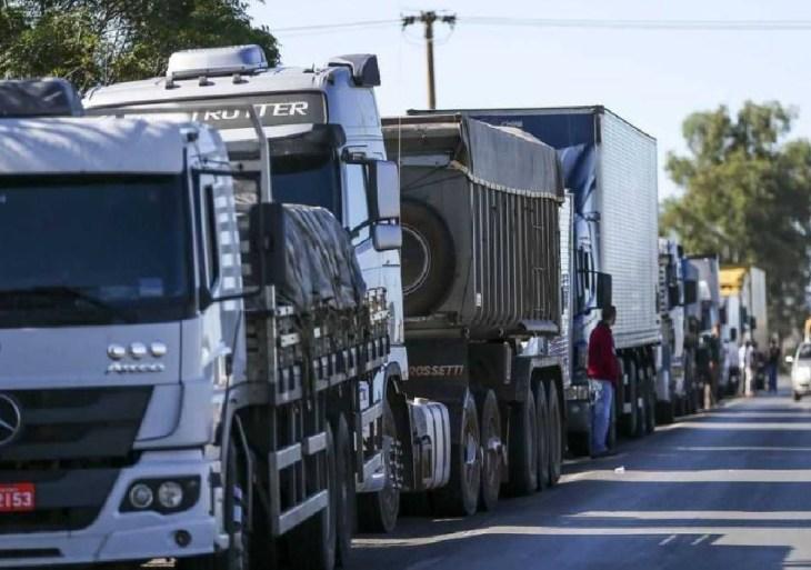 Nova assembleia definirá se haverá greve dos caminhoneiros em 1º de fevereiro