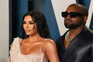 Casamento de Kanye West e Kim Kardashian chega ao fim, diz site