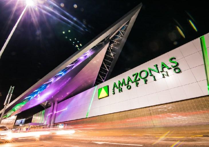 Restaurantes do Amazonas Shopping passam a funcionar em horário ampliado