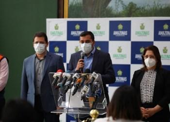 Governo do Amazonas prorroga decreto com restrições para prevenção e combate à Covid-19