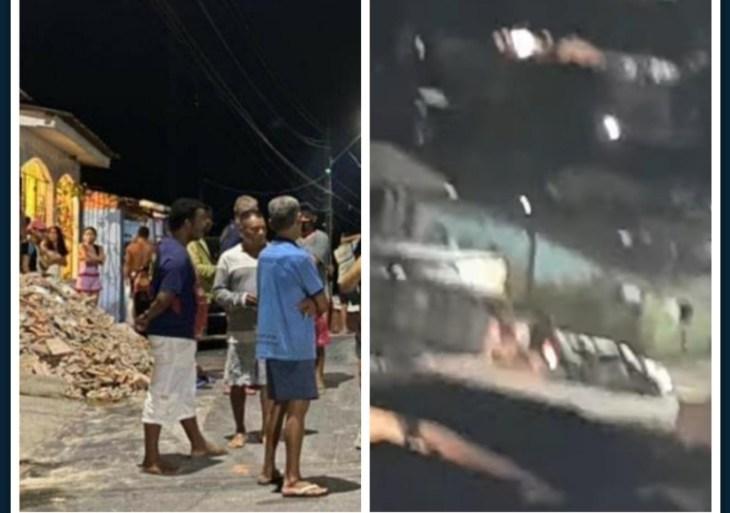 Jovem de 15 anos é morto com 12 tiros na zona leste de Manaus