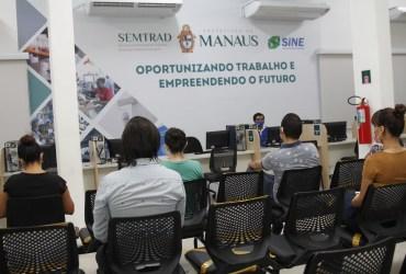 Prefeitura busca parceria para captação de vagas de emprego no Sine Manaus