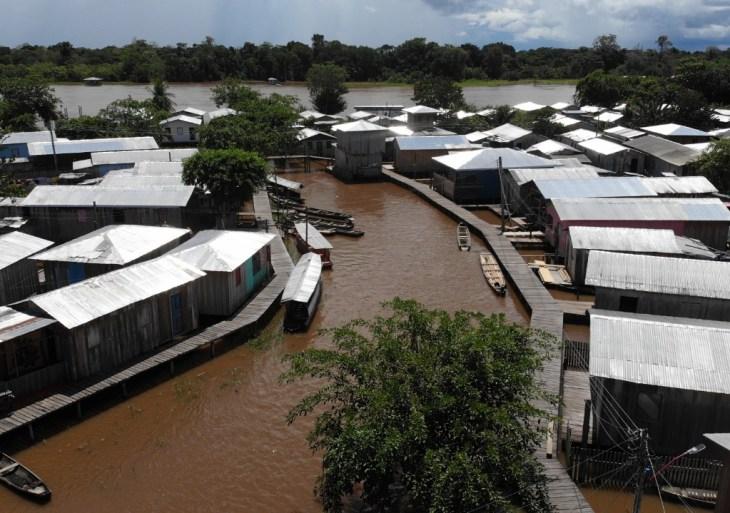 Defesa Civil do Amazonas reúne com municípios e articula ações para enfrentar a cheia dos rios 2021