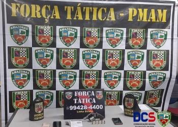 FOTO: Divulgação/PMAM