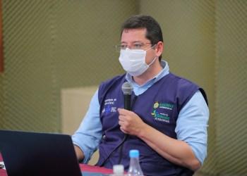 Amazonas reduz taxa de transmissão do novo coronavírus