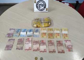 PC prende dupla por tráfico de drogas no Porto da Ceasa