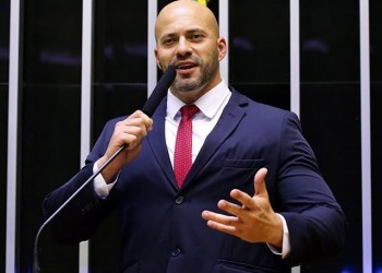 Alexandre de Moraes manda prender Daniel Silveira