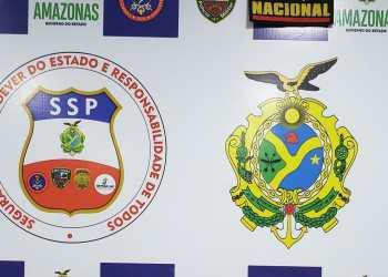 Base Arpão prende integrantes de grupo criminoso por porte ilegal de arma de fogo
