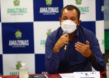 Taxa de transmissão do coronavírus no Amazonas apresenta desaceleração