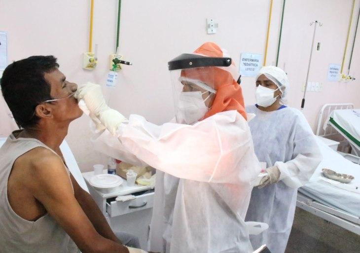 SPA Zona Sul realiza tratamento preventivo de odontologia em pacientes com covid-19