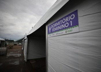 Abrigo emergencial para proteger moradores de rua é inaugurado em Manaus
