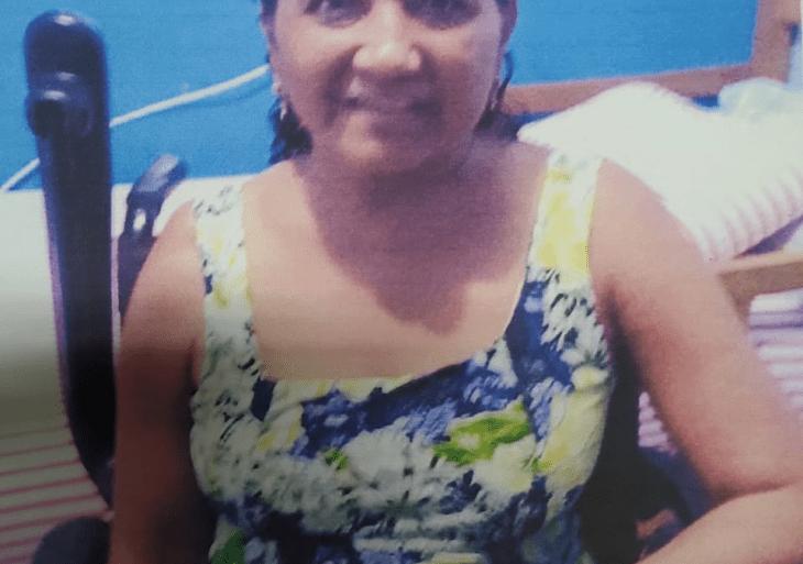PC solicita colaboração da população para divulgar imagem de mulher desaparecida no bairro Colônia Terra Nova