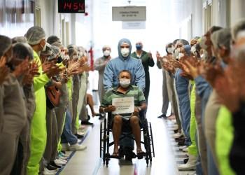 HPS Delphina Aziz atinge marca de 5 mil altas de pacientes com Covid-19