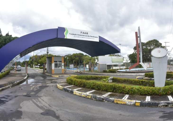 Vila Olímpica de Manaus reabre as portas para atividades ao ar livre para a população