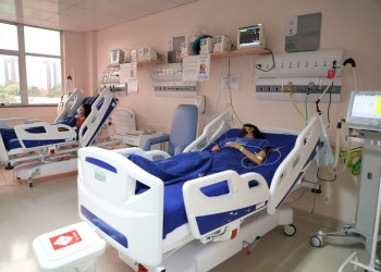 UTI do Instituto da Mulher Dona Lindu é reativada com 10 leitos