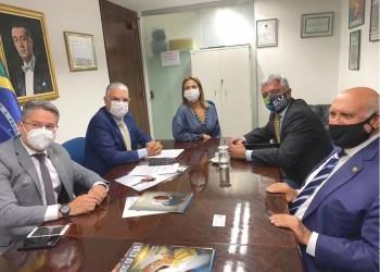 Após reunião, três senadores anunciam que testaram positivo para Covid-19