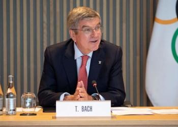 Jogos de Tóquio e reeleição de Bach dominam pauta de reunião do COI