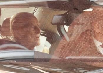 Príncipe Philip deixa hospital após 28 dias internado Foto: EFE/EPA/Neil Hall