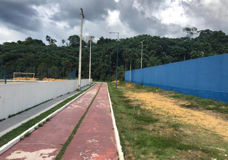Mega Mural: Raiz Campos e artistas do Amazonas participam e evento em Presidente Figueiredo
