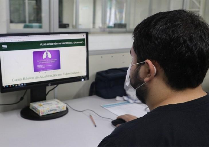 Curso básico a distância sobre tuberculose é ofertado pela FVS-AM