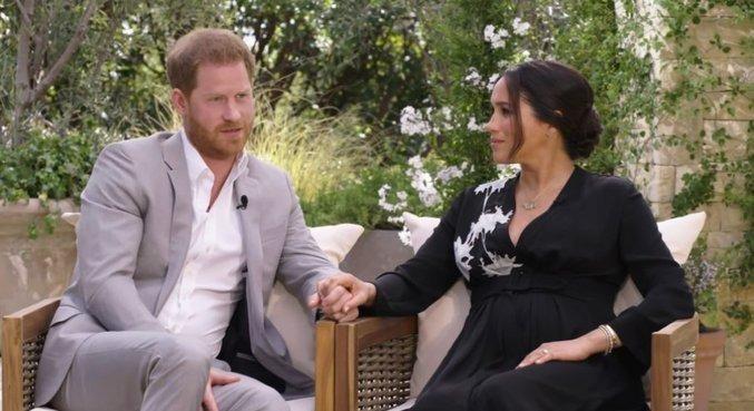 Saída de príncipe Harry e Meghan Markle da família real vai virar filme