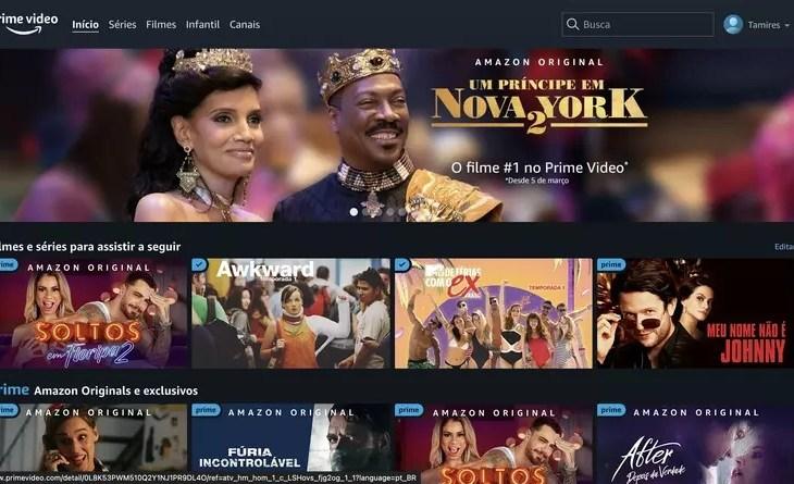 Amazon cria 'auxílio emergencial' para profissionais do setor audiovisual